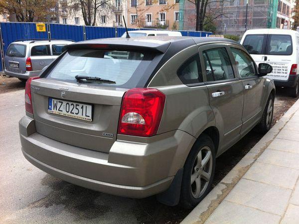 Dodge_Caliber_CRD_-_Zajecza,_Warszawa
