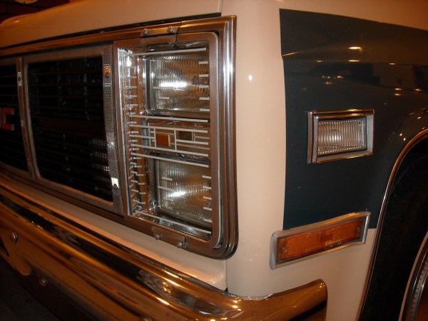 GMC 1986 Glass Headlight Covers 1 - Copy