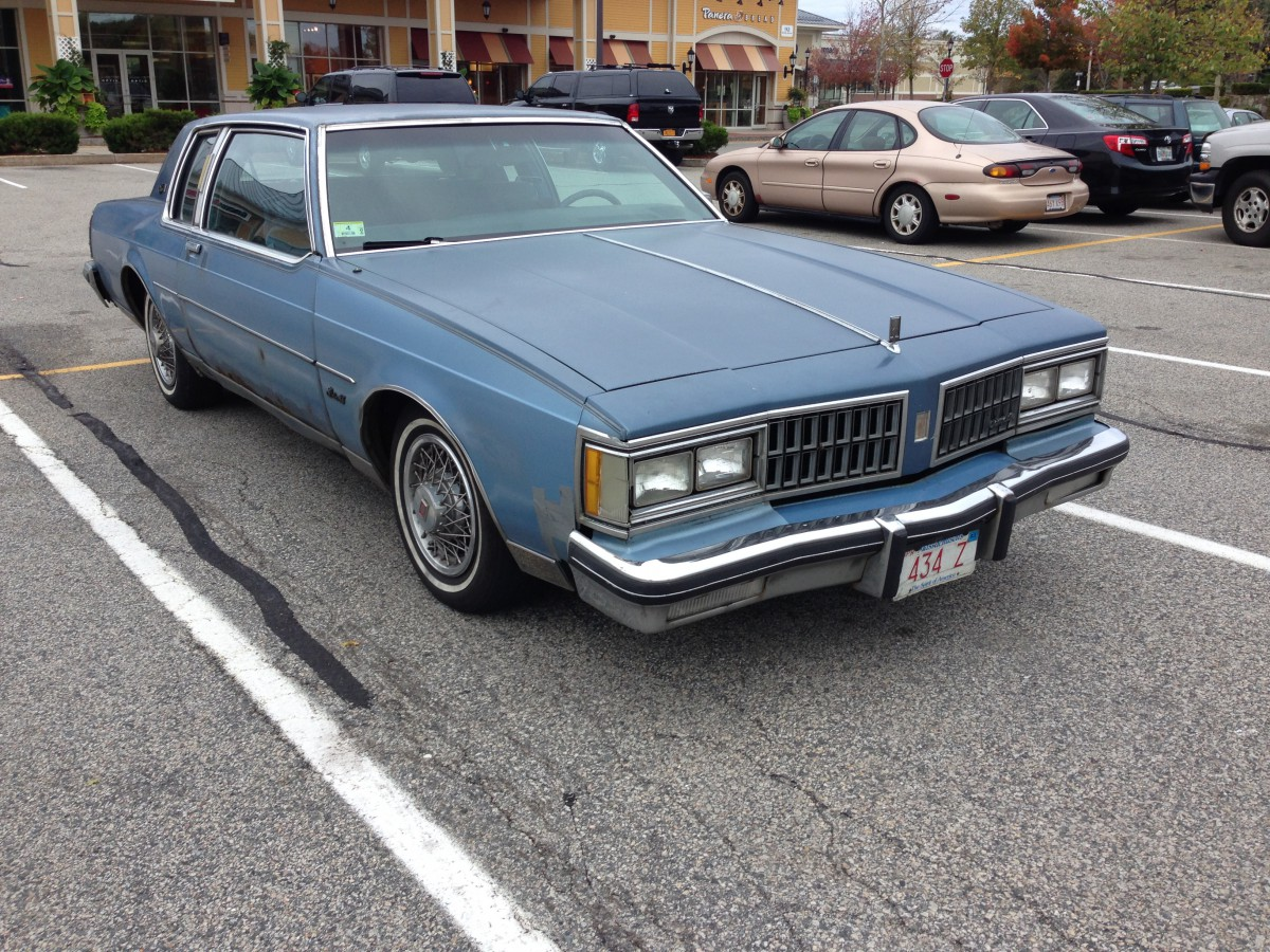 Cc Capsule 1981 Oldsmobile Delta 88 Royale Brougham Loose Pillow 1992 Picture Of Engine Tumor Syndrome