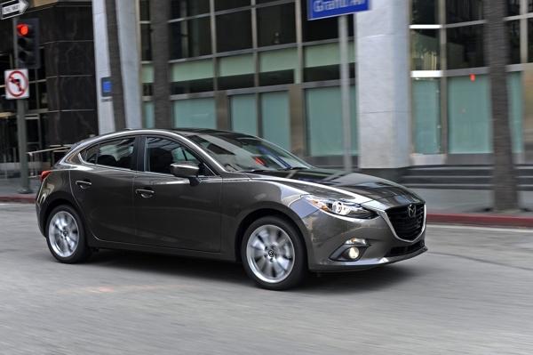 Mazda3front