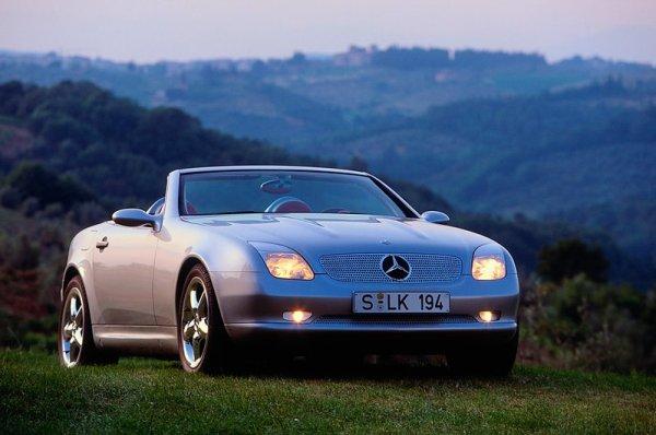 Mercedes SLK 1994 concept