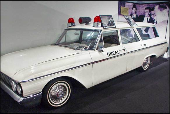 Oswald-Ambulance