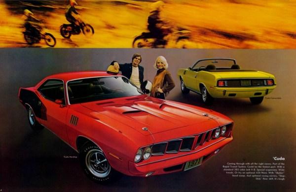 Plymouth 1971 Barracuda br