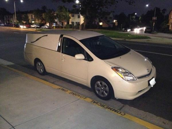 Prius hearse