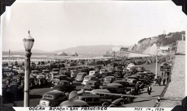 SF Cliff House 1934