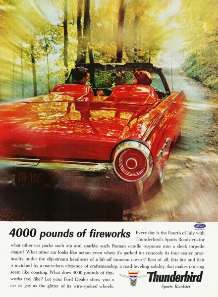 Thunderbird 1962 Sports-Roadster-1962