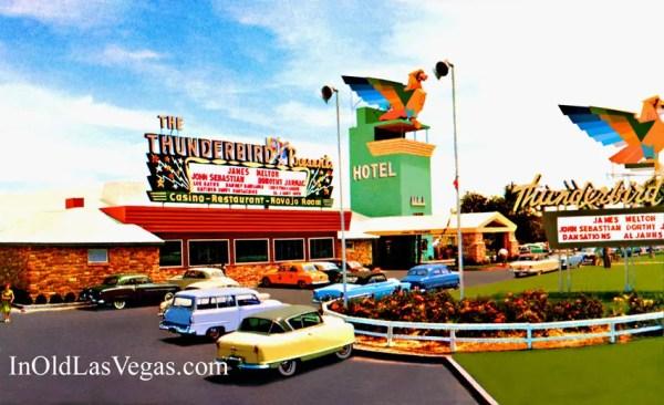 Thunderbird Las Vegas 1948