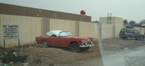 Thunderbird Outtake