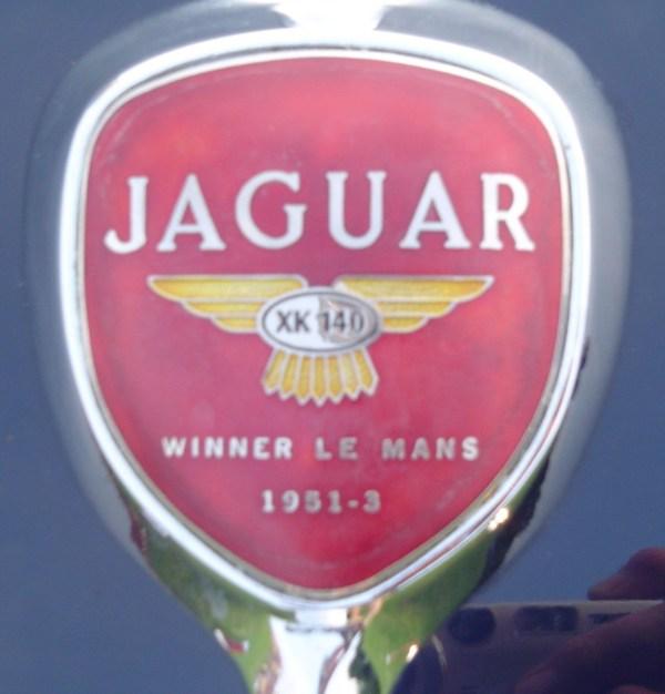 jaguar le mans badge