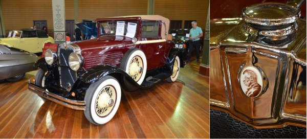 1929 Marmon Roosevelt Collapsible Coupe