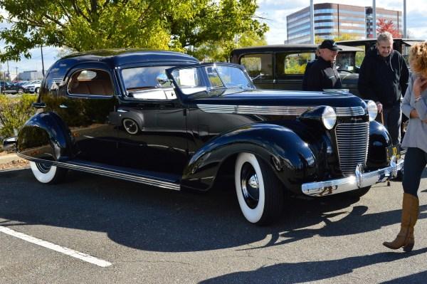 Chrysler 1937 Imperial