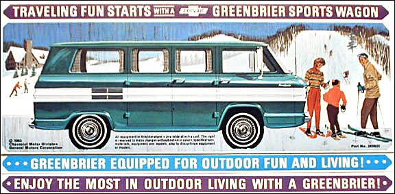 Corvair Greenbrier ad 01