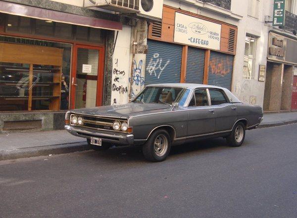 Ford ARG Fairlane fq LDeren 1200
