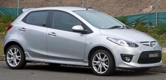 Mazda 2 Wikipedia