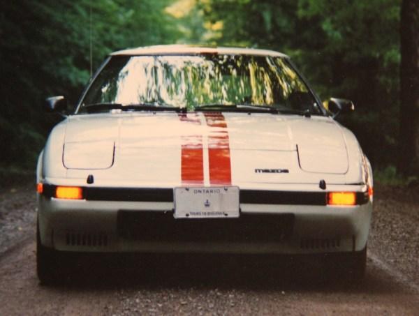 Mazda RX7  1985 dougD