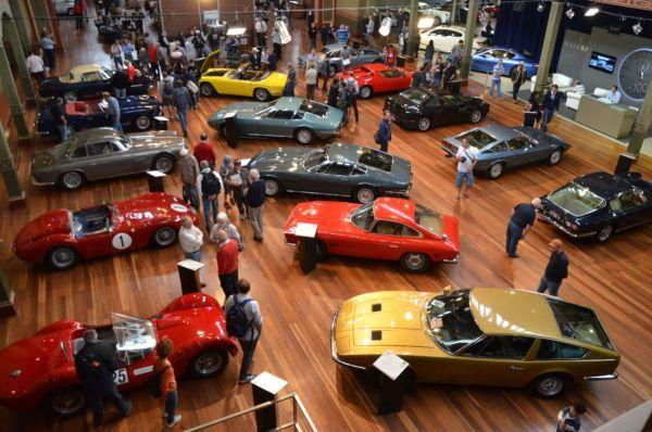 Motorclassica Maseratis