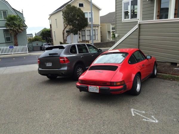 Porsche 911 Cayenne