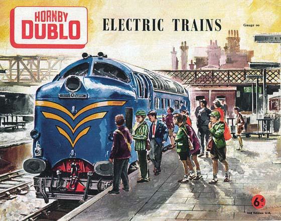 obligatory train set box