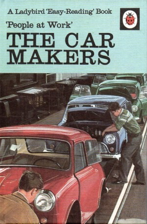 the-car-makers-first-edition-vintage-ladybird-book-people-at-work-series-606b-matt-hardback-1968-2391-p