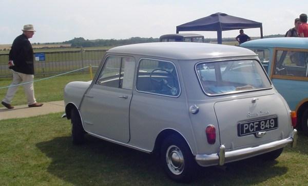 1960 Austiin Seven