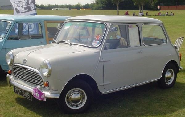 1960 Austin Seven-3
