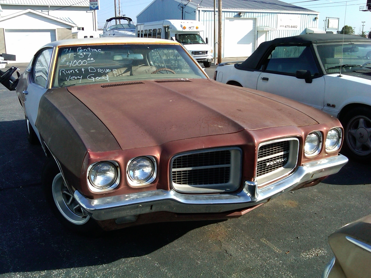 Curbside Classic 1971 Pontiac T 37 We Build Confusion