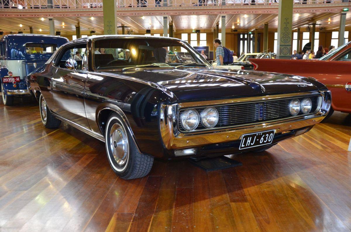 Car Show Classics: 1972 Chrysler by Chrysler Hardtop – Brougham ...