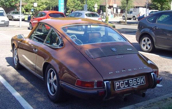 1972 Porsche 911T-1