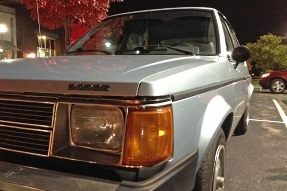 1985 Dodge Omni e