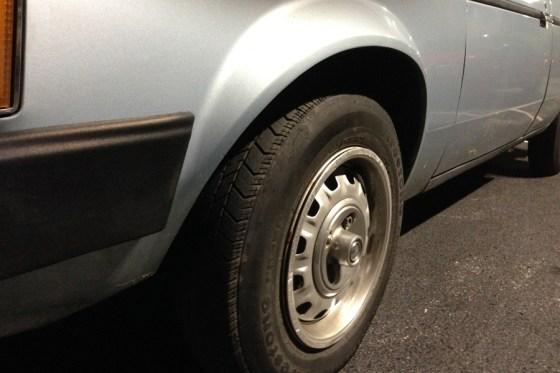 1985 Dodge Omni f