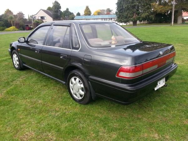 1993 CB HONDA Ascot FBX sedan grey bl