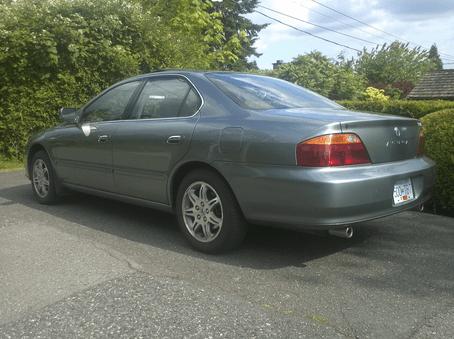 Acura 2000 TL Len