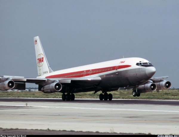 Boeing 707 131