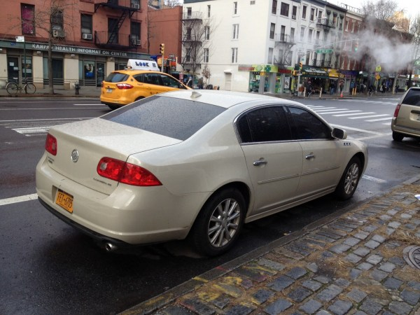 Buick Lucerne NY
