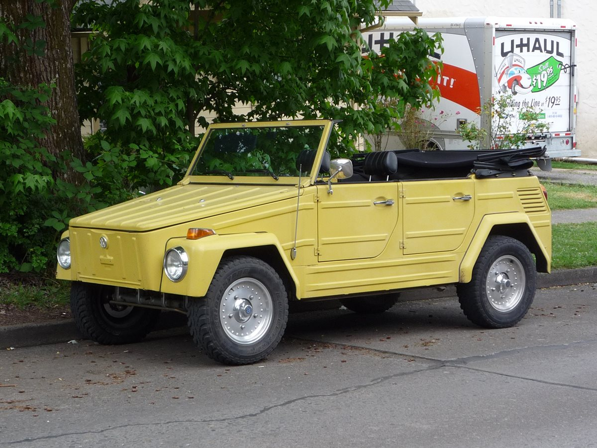 Curbside classic vw type 181 thing it can be anything altavistaventures Gallery