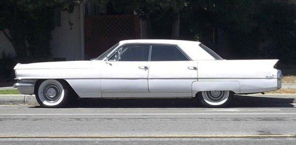 Cadillac 1963 Park Avenue