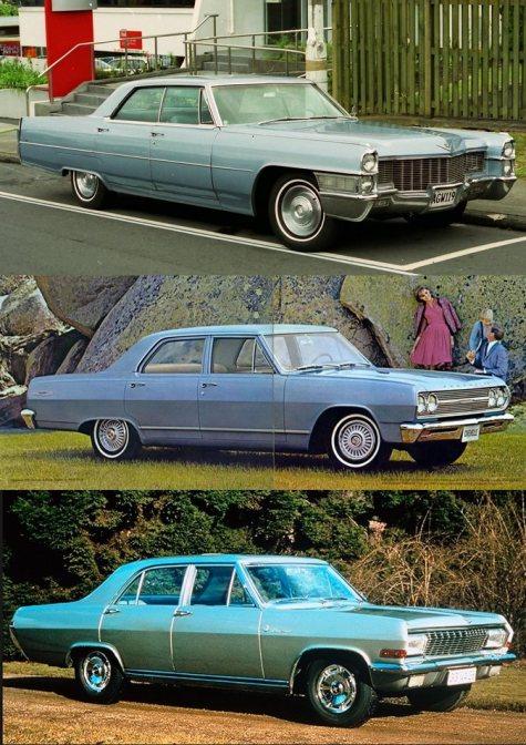 Cadillac 1965 sedan snip-vert 3