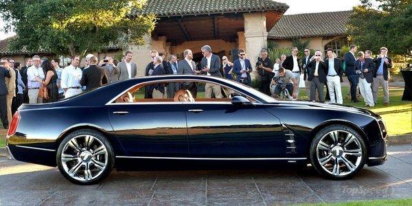 Cadillac elmiraj 4 door