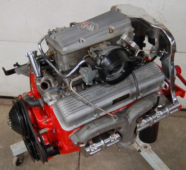 Chevrolet 1964 327 FI