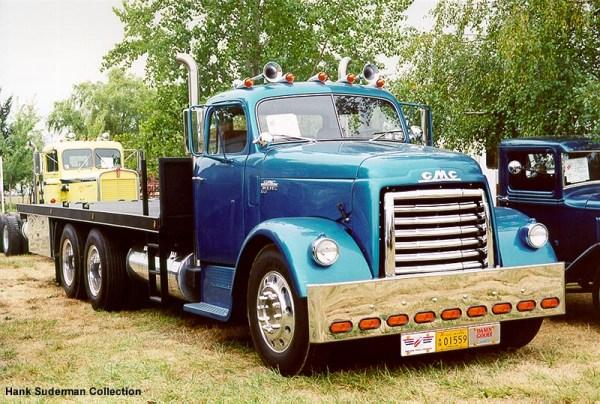 GMC 1954 950