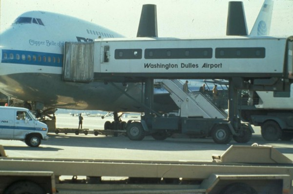Dulles People Mover