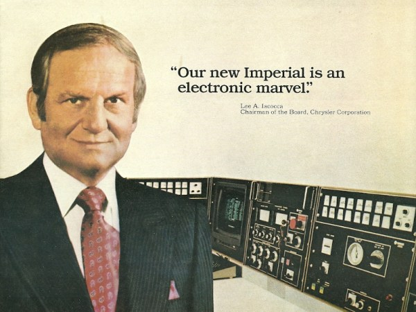 Iaccoca 1981 Imperial