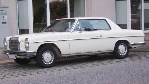 Mercedes 1970 _250_C