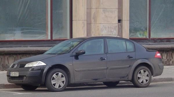 Renault Megane saloon