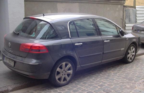 Renault Vel Satis -1