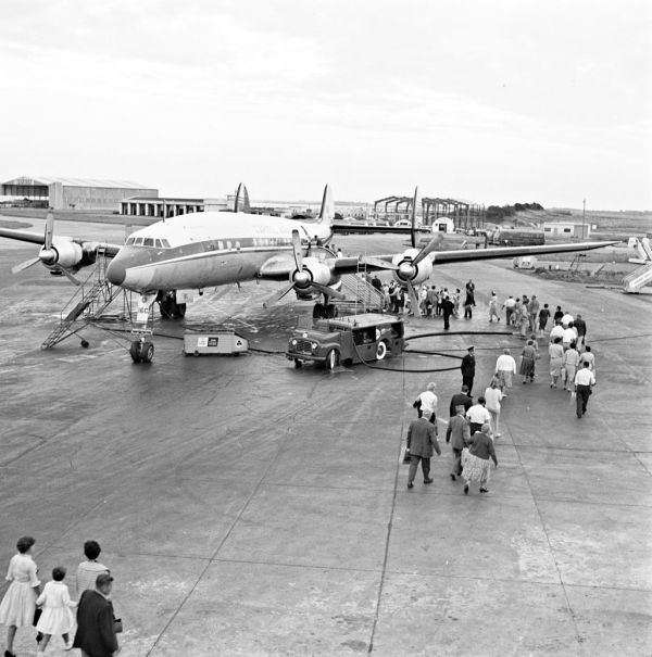 Shannon Airport 1961