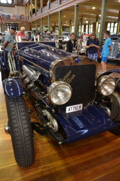 1923 Delage CO2 Hispano Suiza Special