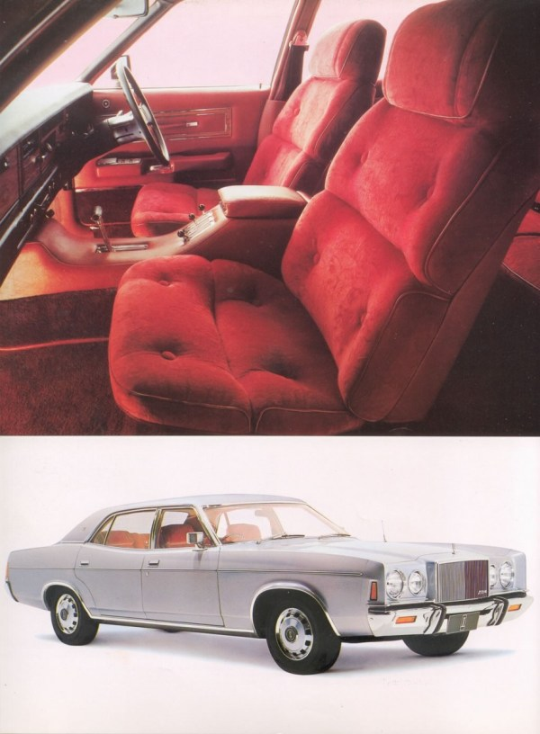 large   charge  visual history   aussie ford fairlane