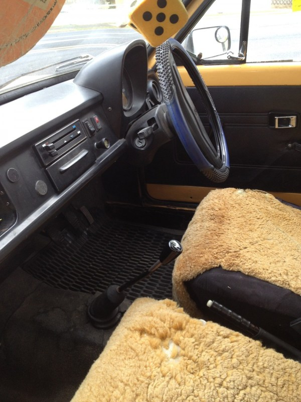 1980 MORRIS Marina can orange interior fl