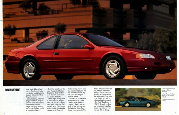 1994 ford thunderbird